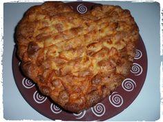 gâteau aux pommes! rapide
