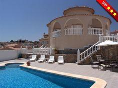 Rojales - Vila s bazénem | Reality Španělsko, Nemovitosti ve Španělsku, - Taurusinmobiliaria