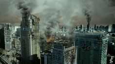 """Destroyed City"" by (Nacho3) 