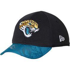 cheap for discount 230b0 f0236 Jacksonville Jaguars New Era Toddler 2016 Sideline Official 39THIRTY Flex  Hat - Black