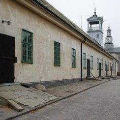 Sweden - Blekinge County - Naval Port of Karlskrona - ©OUR PLACE / Pall Stefansson