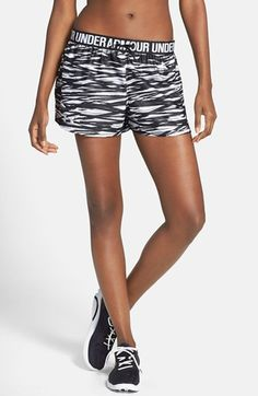 Under Armour 'Play Up' Print Shorts | Nordstrom