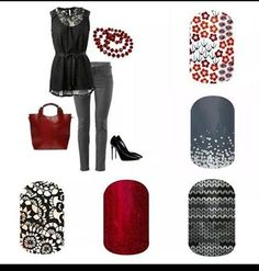 Jamberry Wraps!! Let your NAILS be your best dressed accessory!! Click the image to shop them all. BUY 3 GET 1 FREE!! www.traceycurtis.jamberrynails.net