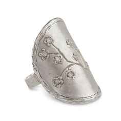 Dogwood Ring from Arhaus Jewels on shop.CatalogSpree.com, your personal digital mall. Bling Jewelry, Unique Jewelry, Women Jewelry, Shop Now, Jewels, Treasure Chest, Bracelets, Rings, Mall