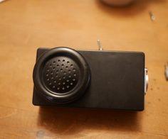 microfono bilanciatro da telefono