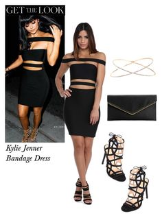 """Get the Look: Kylie Jenner"" by windsorstore on Polyvore featuring women's clothing, women, female, woman, misses and juniors"
