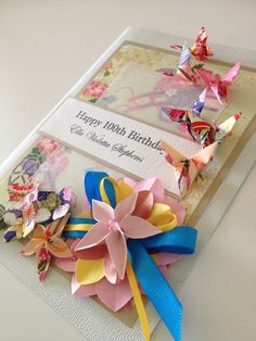 27 Best Origami Greeting Cards Chie No Wa Products Images