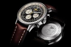 Navitimer Breitling DC-3 World Tour Limited Edition - Breitling - Instruments for Professionals