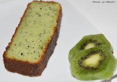 Gâteau amande, kiwi et pavot More