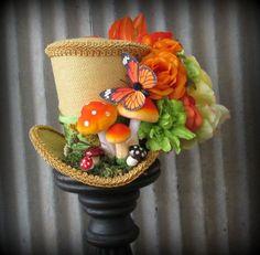 Sombrero fantasia para decorar la mesa