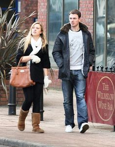 Jonny Evans With Girlfriend Profile And Photos