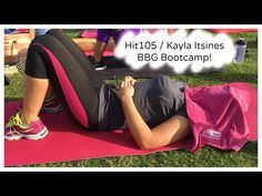 #FitMission : Kayla Itsines BBG Bootcamp in Brisbane - YouTube