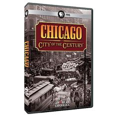 Chicago: City of the Century DVD