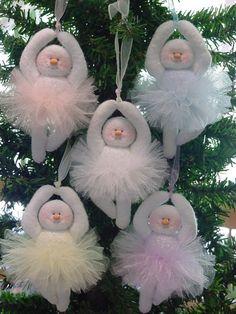 Snow-arinas...too cute