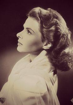 Ingrid Bergman......one of my favorites~!