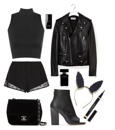 """""""Senza titolo #293"""" by elly01 ❤ liked on Polyvore featuring Princesse tam.tam, WearAll, Yves Saint Laurent, Chanel and Narciso Rodriguez"""