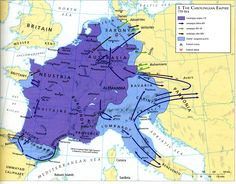Carolignian Dynasty- relating to the Frankish dynasty that reigned in France a.d. 751–987, first under Charlemagne.