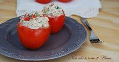 Pomodori ripieni con ricotta e verdure
