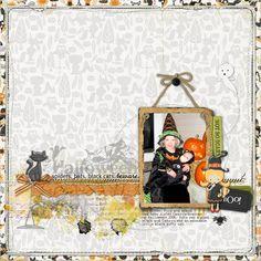 Halloween Goodness from Lori at DesignerDigitals