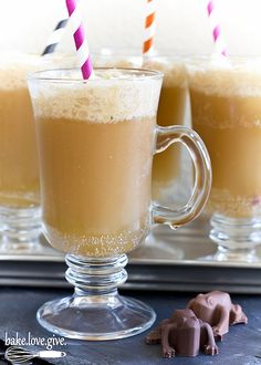Harry Potter's Butterbeer by bake.love.give.