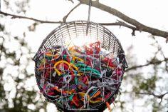 Yarns for birds to make nests - Ihan Kaikki Kotona