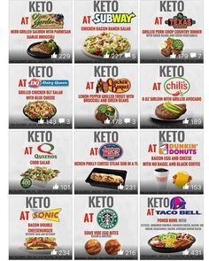 Low Carb Qdoba There's no doubt Qdoba is delicious, but it's tough to navigate on keto. here are some low carb Qdoba options to help you get started. Keto options at popular restaurants keto fastfood From a healthy morning meals (breakfast) and dinner par Keto Restaurant, Low Carb Restaurant Options, Comida Keto, Keto Food List, Keto Diet Foods, Keto Diet Fast Food, High Fat Keto Foods, Keto Friendly Fast Food, Keto Friendly Restaurants