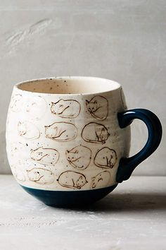 Cat Study Mug #cat