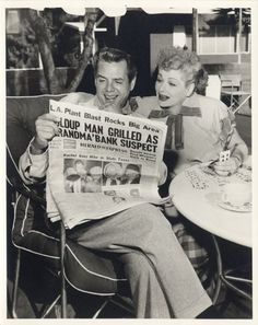 A Blog about Lucille Ball and Desi Arnaz
