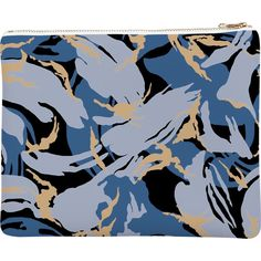 Shop CAMOUFLAGE 87 ALT Neoprene Clutch by THE GRIFFIN PASSANT STREETWEAR (STREETWEAR) | Print All Over Me