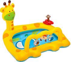 Intex Jirafa piscina para bebés desde solo 8.22€.