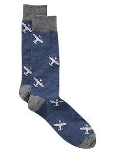 Airplane socks | Gap