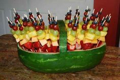 Great for parties and B.B.Q'S