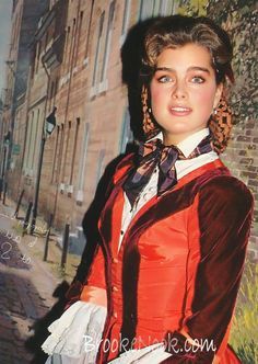 Brooke Shields Young, Vaquera Sexy, Beautiful People, Beautiful Women, Young Fashion, Pretty Baby, American Actress, Supermodels, Actors & Actresses