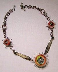 Found-Object Jewelry: Create a Cheery Spoon-Link Necklace