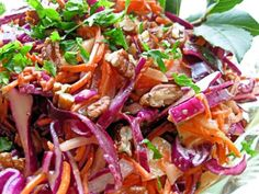 Red+cabbage+slaw Recipes - Food.com
