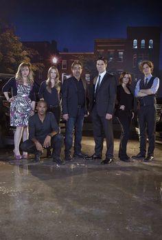 Criminal Minds - Season 10 - Cast Promotional Photo