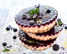 nepeceny-cheesecake-boruvkovy2 Cheesecake, Acai Bowl, Breakfast, Desserts, Mascarpone, Cheesecake Cake, Postres, Deserts, Cheesecakes