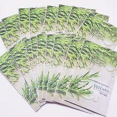 Nature Republic Real Natural Facial Masks Tea Tree 23ml 3/7/14/30 Sheets Lot #NatureRepublic