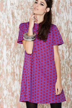 Vintage Rudi Gernreich Spotty Past Dress | Shop What's New at Nasty Gal
