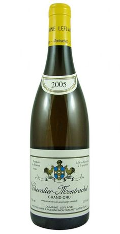 Chevalier-Montrachet Grand Cru 2005 Leflaive from Burgundy Wine Cellar.
