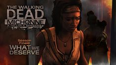 """""""What We Deserve"""" is the final episode of Telltale Games' The Walking Dead: Michonne. It was released on April 26, 2016 for PC/Mac, PS4, PS3, Xbox One, and Xbox 360 and one day later for IOS and Android. Check out our complete Walkthrough."""