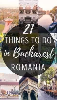 21 things to do in Bucharest, Romania: where to visit, what to see and things you should eat in the capital of Romania! : 21 things to do in Bucharest, Romania: where to visit, what to see and things you should eat in the capital of Romania! Europe Travel Guide, Backpacking Europe, Travel Destinations, Budget Travel, Travel Tours, Travel Ideas, European Destination, European Travel, Capital Of Romania