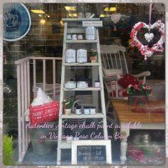Autentico vintage chalk paint now available in our shop