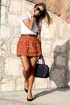 Summer Back To School Outfits for 2014, 2014 Back To School Outfits
