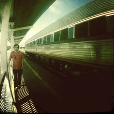 Where will your Amtrak journey take you? This picture shared by kellsmcfly on Tumblr makes us wonder...