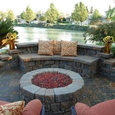 Outdoor Fire Pit Ideas Design, Pictures, Remodel, Decor and Ideas - page 5
