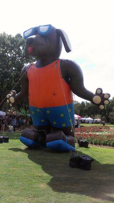 Barktoberfest Mascot 2012
