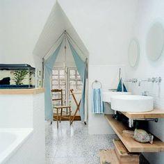 Maritim Deko Aquarium Beige Braun Meer Thema | Interior Design | Pinterest  | Meer Thema, Maritime Deko Und Aquarium