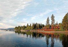 Tahoe. Sunnyside.