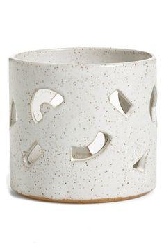 Ben Medansky Ceramic Lantern exclusively made for our Pop-In Shop @Nordstrom